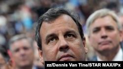 Mantan Gubernur New Jersey Chris Christie telah diperbolehkan pulang dari sebuah rumah sakit di New Jersey setelah dinyatakan positif Covid-19. (Foto: zz/Dennis Van Tine/STAR MAX/IPx)