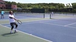 Спорт та корисні зв'язки: як теніс об'єднав українців в американській столиці. Відео