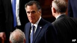 Сенатор Митт Ромни (архивное фото)