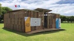Pembuatan Bangunan Bebas Karbon di Afrika Selatan