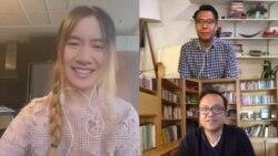 คุยข่าวกับ VOA Thai ในรูปแบบ work from home ประจำวันอังคารที่ 12 พฤษภาคม 2563