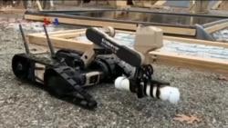 Robot Militer Generasi Baru