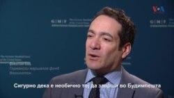 Џонатан Кац за бегството на Груевски