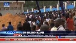 尼日利亞教堂屋頂倒塌至少60人喪生