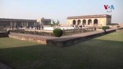 لاہور کے شاہی قلعے میں قائم تاریخی لائبریری کی کہانی