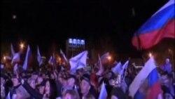 克里米亞議會申請加入俄羅斯