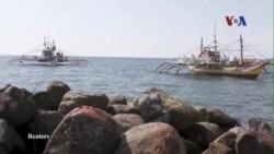 Philippines cáo buộc cảnh sát biển Trung Quốc cướp có vũ trang