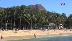 Havay tsunamiyə hazırlaşır