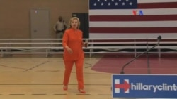 Trump se acerca a Clinton
