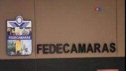 Venezuela: Fedecamaras invita al gobierno a un diálogo