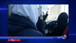آنچه در روز جهانی زن در تهران گذشت؛ بازداشت تجمعکنندگان