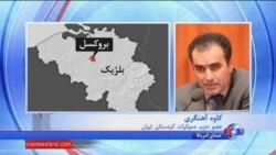 جزئیاتی از درگیری مسلحانه بین سپاه پاسداران و افراد مسلح در مهاباد