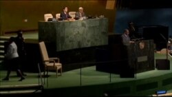 Mugabe: African Union Welcomes Post- 2015 Development Agenda