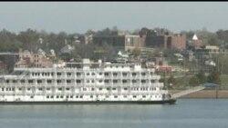 Na Mississippi se vraćaju brodovi lopatari