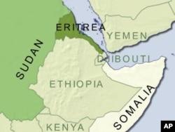 Somalia, Eritrea