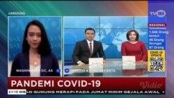 AS, Negara Dengan Kasus Virus Corona Terbanyak di Dunia