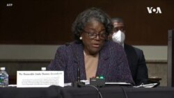 從對華溫和到強硬 美國駐聯合國大使提名人接受參議院質詢