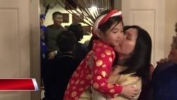 Tết Việt trong một gia đình ở Hoa Kỳ