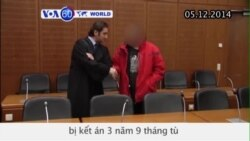 Đức kết án tù một thanh niên 20 tuổi vì gia nhập IS (VOA60)
