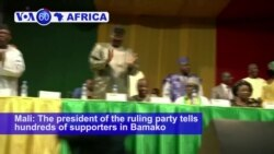 VOA60 Africa - Kenya: Ethiopian Prime Minister Abiye Ahmed meets Kenyan President Uhuru Kenyatta