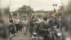 Una mirada al paro de 2002 en Venezuela
