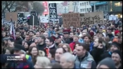 SLOVAČKA: Hiljade ljudi na prosvjedima nakon ubistva novinara Jana Kuciaka i njegove zaručnice