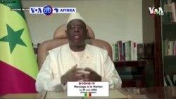 VOA60 AFIRKA: Shugaban Kasar Senegal Macky Sall, Ya Dage Dokar Ta Baci Da Ta Fitan Dare A Yau Talata