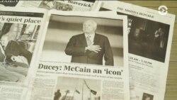 Аризона скорбит по сенатору Маккейну
