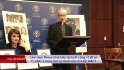 Uỷ ban Tự do Tôn giáo Quốc tế kêu gọi VN tôn trọng nhân quyền