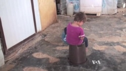 Syrian Refugees' Small, Massive Health Crisis