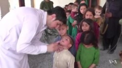 VOA英文视频:小儿麻痹症接近绝迹