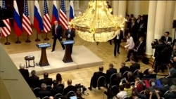 «Від негативної до дуже негативної» – реакція США на заяви Трампа у Гельсінкі. Відео