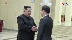 Cənubi koreyalılar Şimali Koreya ilə nüvəsizləşmə danışıqlarına optimist yanaşır