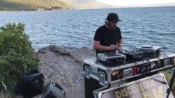 Музички сет на отворено во Охрид