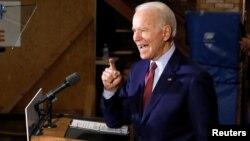 Tsohon mataimakin shugaban kasar Amurka, Joe Biden