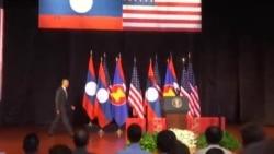 Obama Laos
