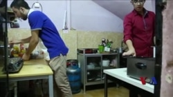 伊拉克难民在柬埔寨开创新生活