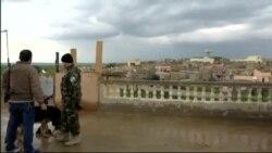 Христиане-ополченцы сражаются за родную деревню в Ираке