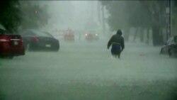 Tormentas, inundaciones y destrozos en EE.UU.