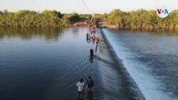 EE. UU. comienza repatriación de miles de haitianos