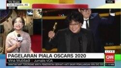 Laporan VOA untuk CNN: Penghargaan Oscar 2020