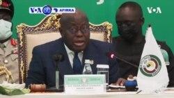 VOA 60 AFIRKA: Shugabannin ECOWAS Sun Dakatar Da Mali Daga Kungiyar Saboda Sabon Juyin Mulkin Da Aka Yi