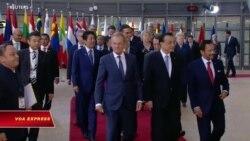 EU kêu gọi Châu Á góp sức cải tổ WTO