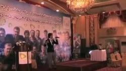 تیم ملی کرکت افغانستان عید را تجلیل نمودند