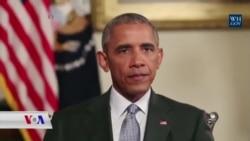 سەرۆک ئۆباما یادی 15هەمین ساڵی هێرشەکانی 11 ی سپتەمبەر دەکاتەوە
