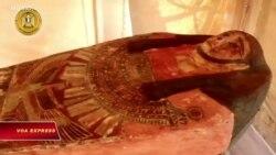 Ai Cập: Phát hiện hơn 80 quan tài tại khu mộ cổ