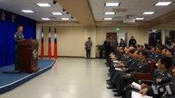 台湾公布2017国防报告书 首提美台军事合作
