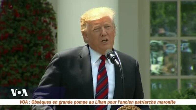 Donald Trump et son projet de refonte de la politique d'immigration