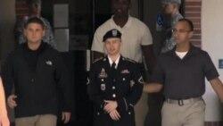 被判刑間諜曼寧在美國軍事法庭上道歉