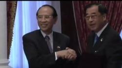 2013-04-10 美國之音視頻新聞: 台日達成釣魚島附近捕魚協議